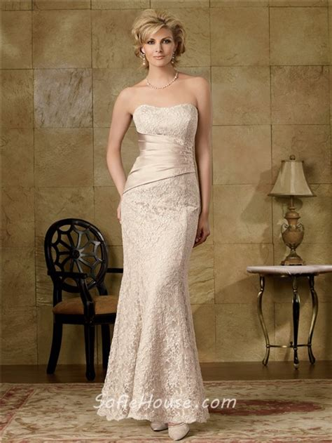 L 1031 Royal Flower Dress mermaid chagne lace of the
