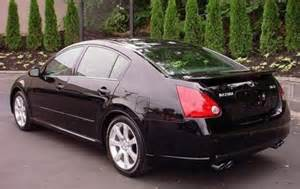 07 Nissan Maxima Car 07 Nissan Maxima Se Usa Usa 3000
