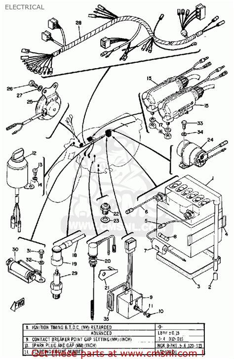 yamaha ls2 wiring diagram jvohnny