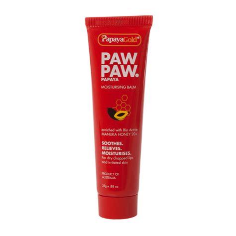 tattoo care paw paw ointment papaya gold pawpaw moisturising balm 25g feelunique