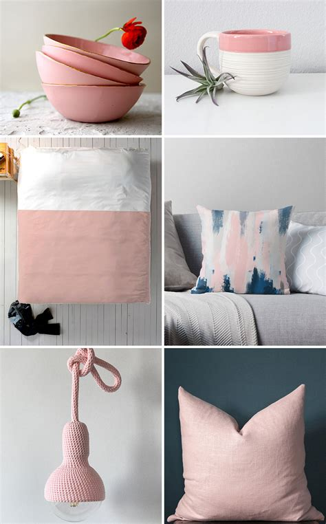 pink home decor freshen up your home decor with blush pink accents