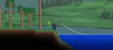 Terlaris Fishing fishing terraria wiki