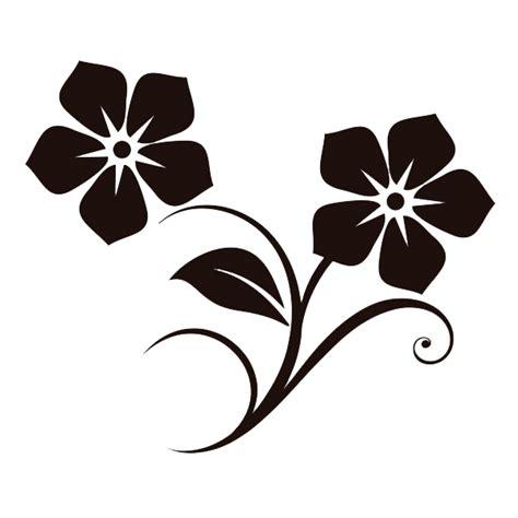 flores de 5 petalos para imprimir vinilo decorativo flores de 5 p 233 talos paredesoriginales