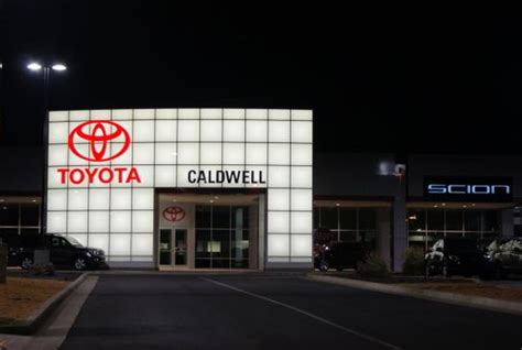 Caldwell Toyota Service Caldwell Toyota Conway Ar 72032 Car Dealership And