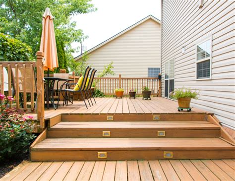 patio versus deck for your baltimore home heritage