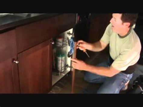 how to adjust kitchen cabinet doors youtube