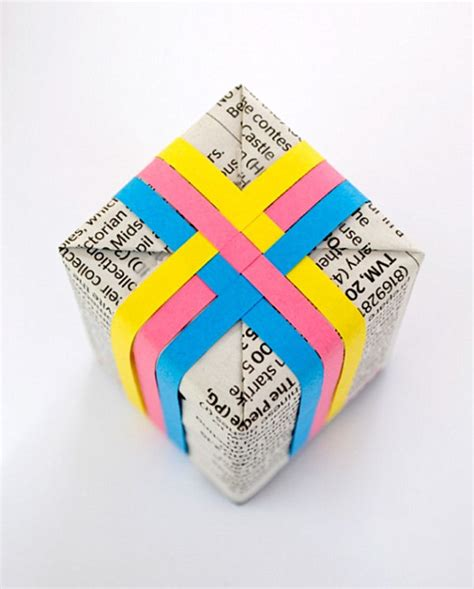 newspaper gift wrapping ideas stylish gift wrap ideas