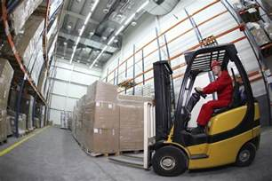 Forklift Truck Driver by Forklift Operator Safety Inc