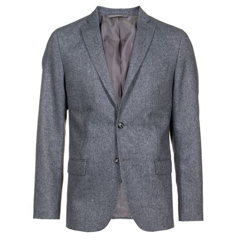Grey Blazer By Jl Shop j lindeberg blazer jackets hopper unc tweed blazer