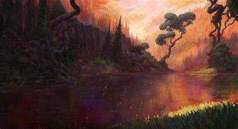 d arborea foreste olimpie di arborea olympian glades of arborea