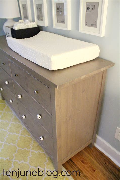 changing pad on ikea dresser ikea dresser changing table nazarm