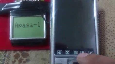 Nokia 3310 Touch Screen arduino nokia 3310 display touchscreen