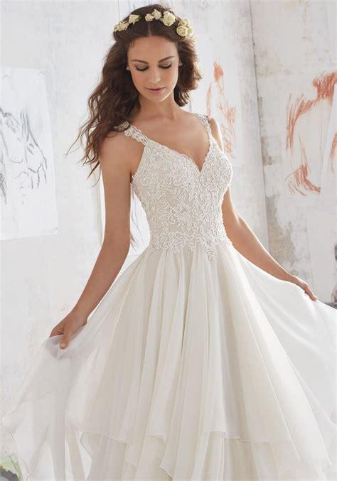morilee  madeline gardners blu wedding dresses