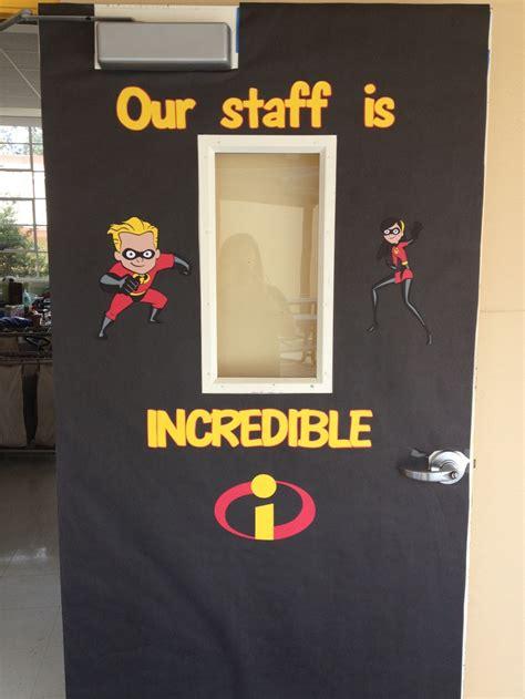 pixar classroom door 139 best appreciation doors images on classroom ideas classroom themes and