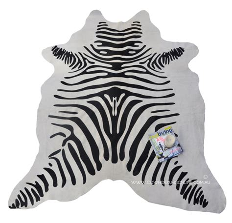 cowhide rugs for sale australia zebra printed cowhide large rug white cowhide
