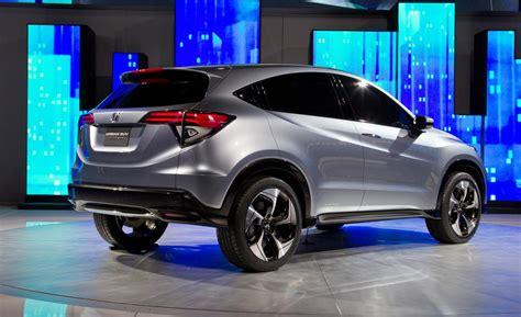 2015 honda suvs honda s suv concept unveiled jan 14th 9th generation