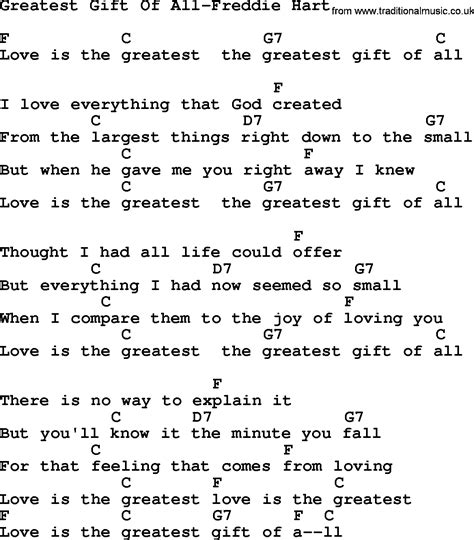 song the gift lyrics 28 images gift ideas for cotton