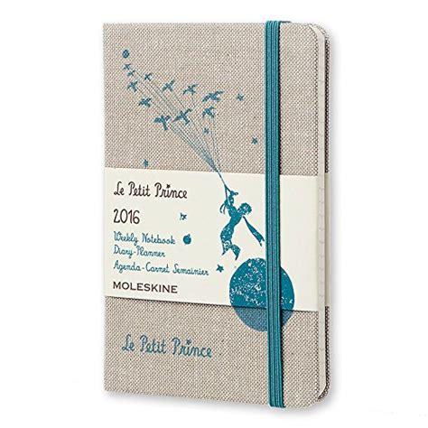 moleskine sede libro agenda petit prince journalier 2016 poche couv