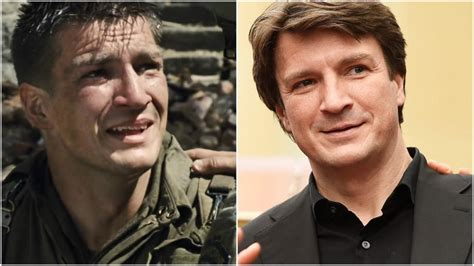 nathan fillion saving private ryan what the saving private ryan cast looks like now