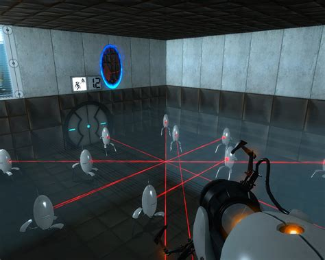 portal android android hell advanced chamber image gamma energy mod for portal mod db