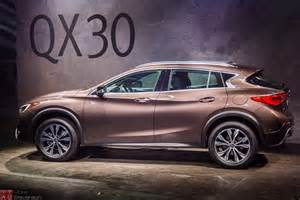 Infinity Cars They Re All Infiniti Qx30s From Here On Out