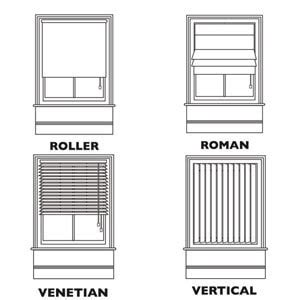 Blinds Styles different kinds of blinds that suits your home and office