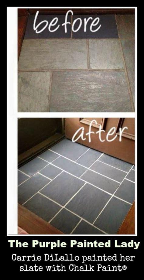 chalk paint vinyl painting vinyl floors with chalk paint gurus floor