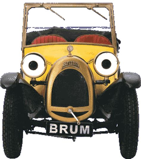 brum the car | pooh's adventures wiki | fandom powered by