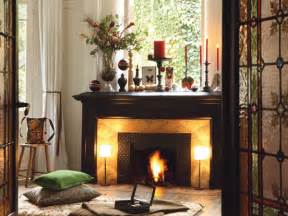 how to decorate fireplace 40 christmas fireplace mantel decoration ideas