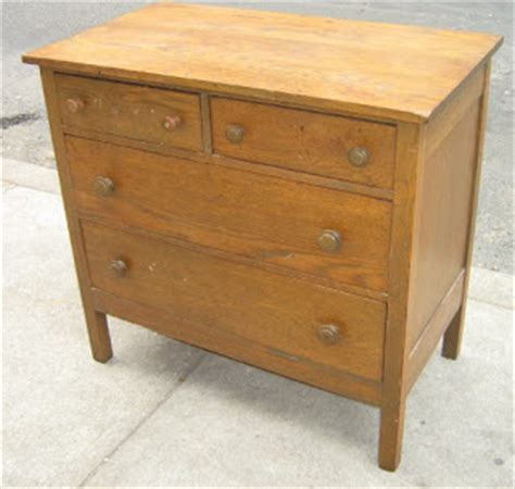 Tiger Oak Furniture by Uhuru Furniture Collectibles Tiger Oak Dresser Sold