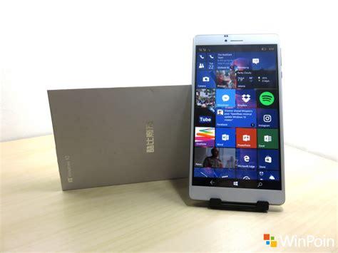 Windows 10 Giveaway - jangan lewatkan giveaway phablet windows 10 mobile cube wp10 4g winpoin
