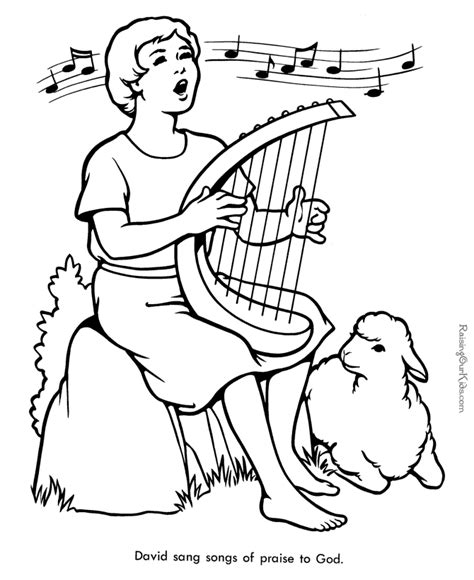the bible coloring page bible coloring pages king david coloring home