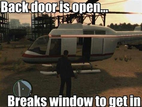 gta logic images  pinterest funny images