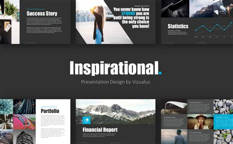portfolio presentation template image collections