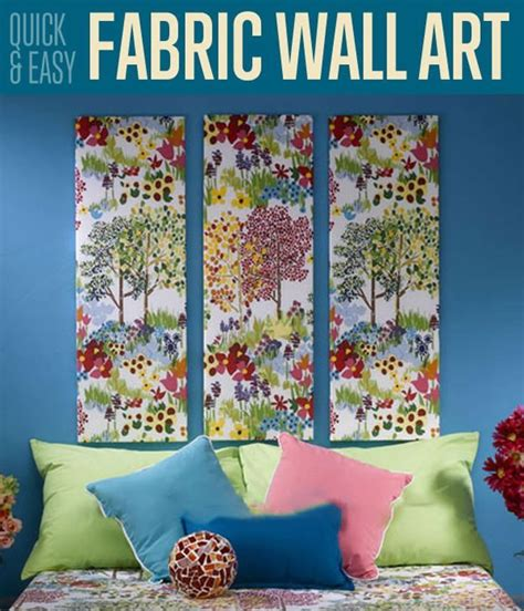 fabric home decor ideas 1000 ideas about cheap wall decor on pinterest outdoor