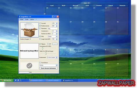 application bureau windows 7 desktopcal un calendrier sur votre bureau entre votre