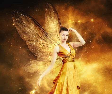 wallpaper gold lady angel images photos pictures page 39