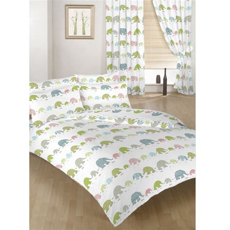 Single Bedding And Curtain Sets Children S Duvet Quilt Cover Sets Or Curtains Bedding Polycotton Bedroom Ebay