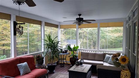 screen porch weather curtains patio weather curtains on screened porch porch enclosure