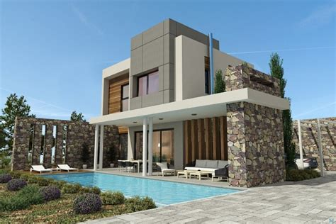 modern stylish latest homes exterior designs cyprus