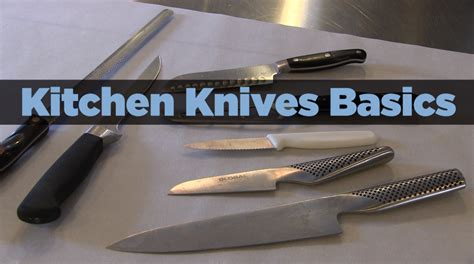 what kitchen knives do i need kitchen tips what you need to know about kitchen knives