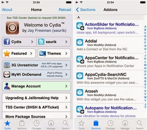pattern unlock cydia ios 9 download cydia 1 1 9 for ios 7 with updated design