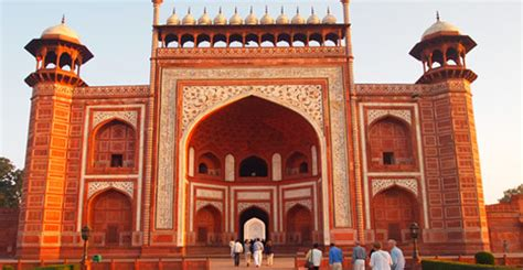 Palace Interiors by Fatehpur Sikri Tourist Attractions In Fatehpur Sikri