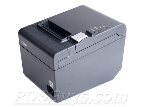 Printer Epson T20 epson tm t20ii receipt printer posguys
