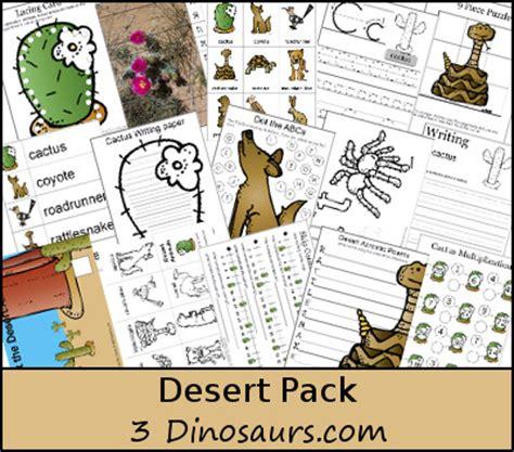 desert pack free desert pack 3 dinosaurs