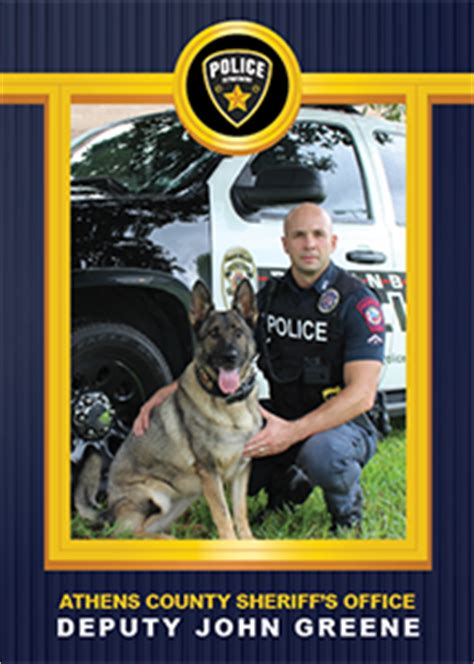1000 trading cards custom k9 cards dignity template 171 custom trading cards