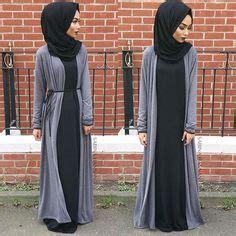 Hijan Cenel Black 3 In 1 1000 ideas about black abaya on abayas abaya