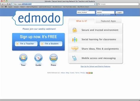 edmodo facebook 15 best images about edmodo on pinterest video tutorials