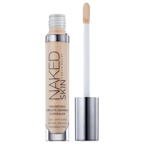 skin weightless complete coverage concealer medium light neutral urban decay skin weightless complete coverage