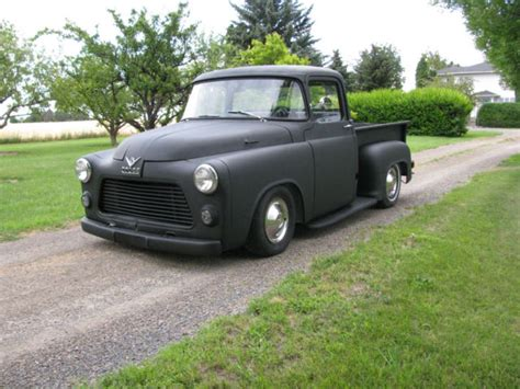 1956 Dodge Truck by 1956 Dodge Truck Base 440 727 Clipped Ratrod Hotrod